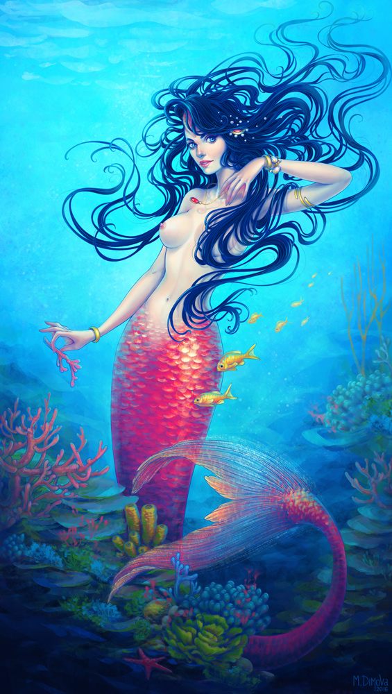 Mermaid-Katy